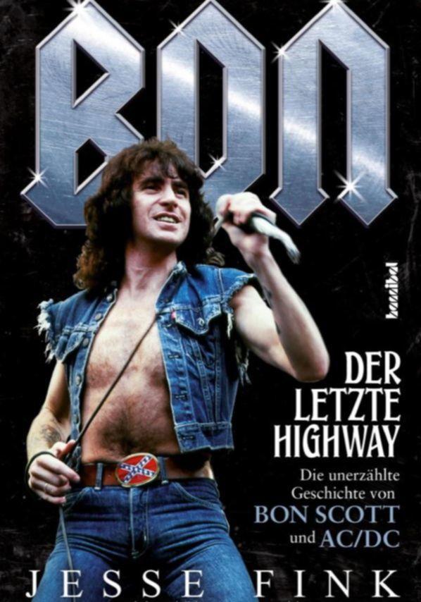 Jesse Fink Bon Der letzte Highway