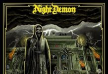 Night Demon Darkness Remains
