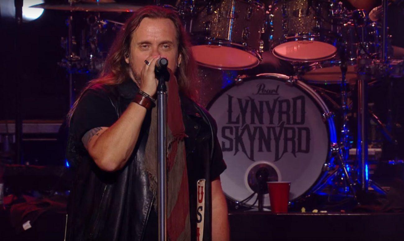 Lynyrd Skynyrd live 2015