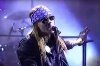 Guns N Roses - Crazy live