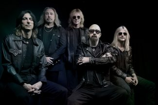 Judas Priest Bandfoto zum Album Firepower 2017