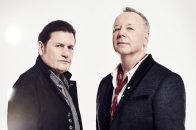 Simple Minds live im SchwuZ