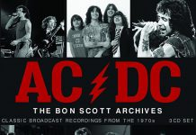 AC/DC The Bon Scott Archives