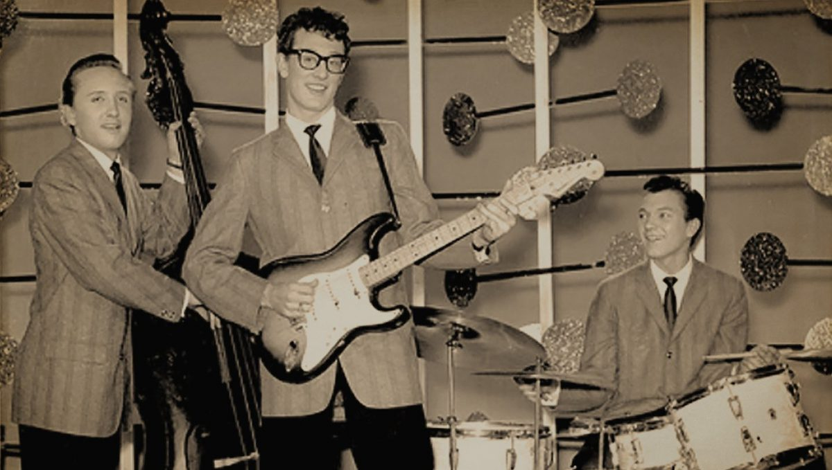 Buddy Holly Crickets live