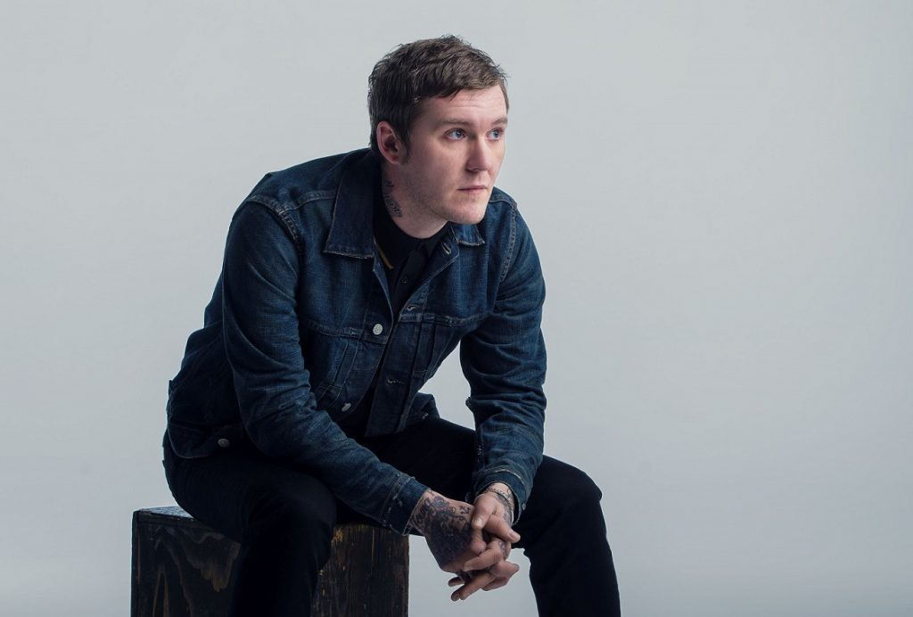 Brian Fallon Interview Sleepwalkers
