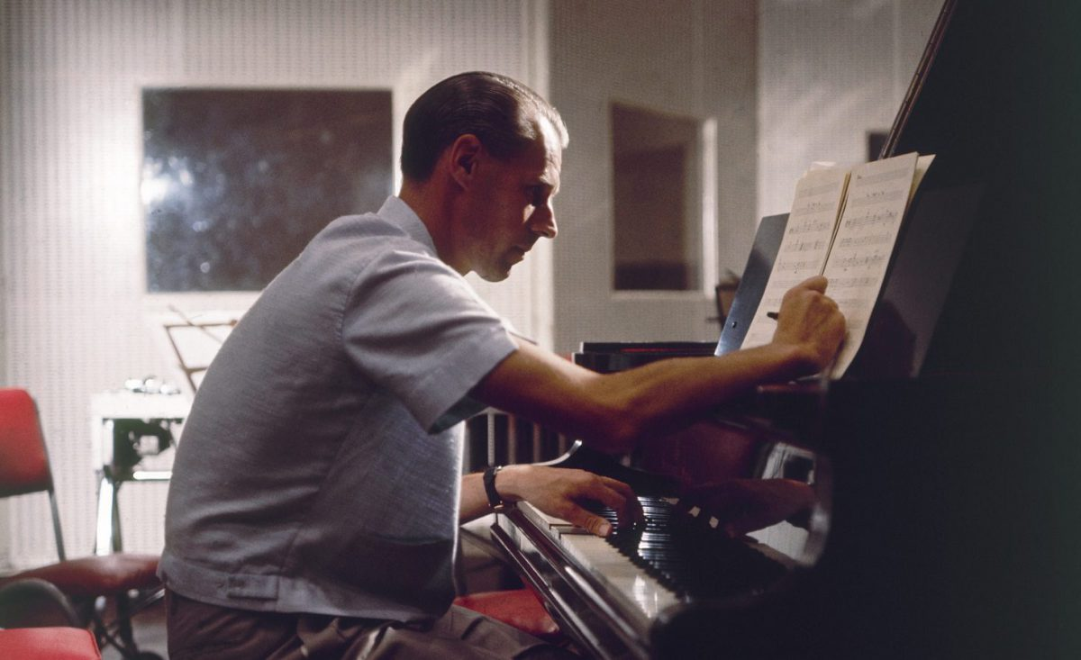 Beatles Produzent George Martin