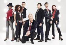 Simple Minds 2017 Jim Kerr Interview