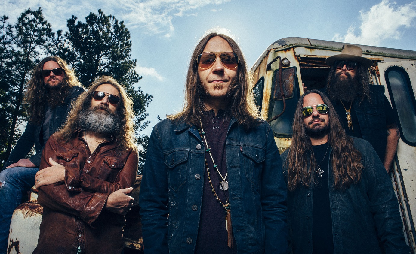 Blackberry Smoke 2018