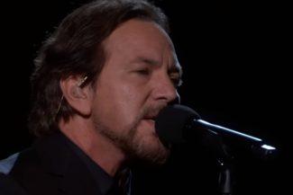 Eddie Vedder Tom Petty Oscars