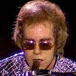 Elton John 1972 Rocket Man