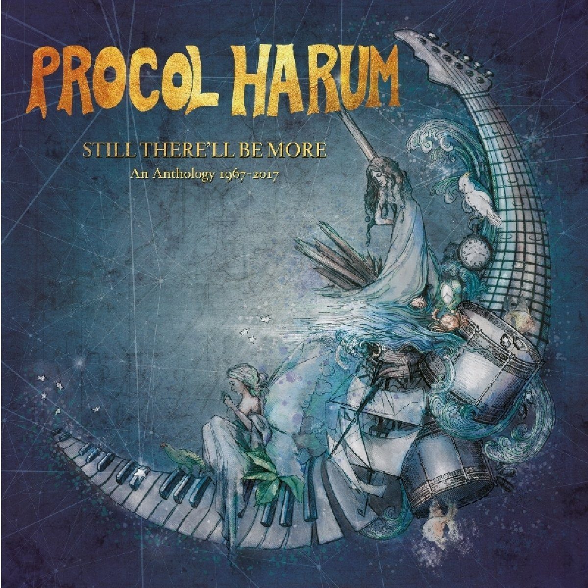 Review Procol Harum Still There Ll Be More An