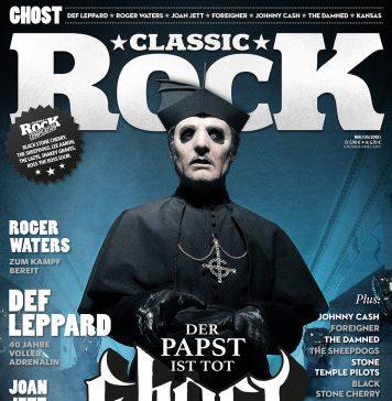 Classic Rock Ausgabe 70