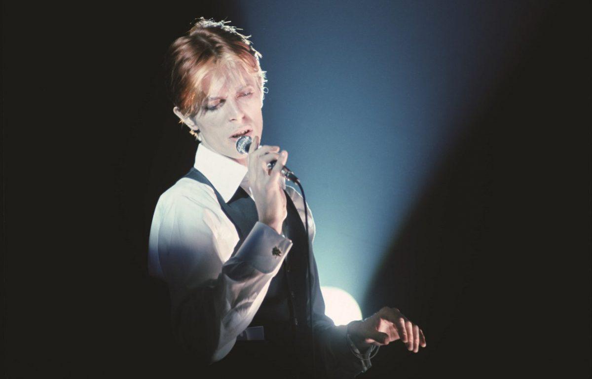 David Bowie Promo