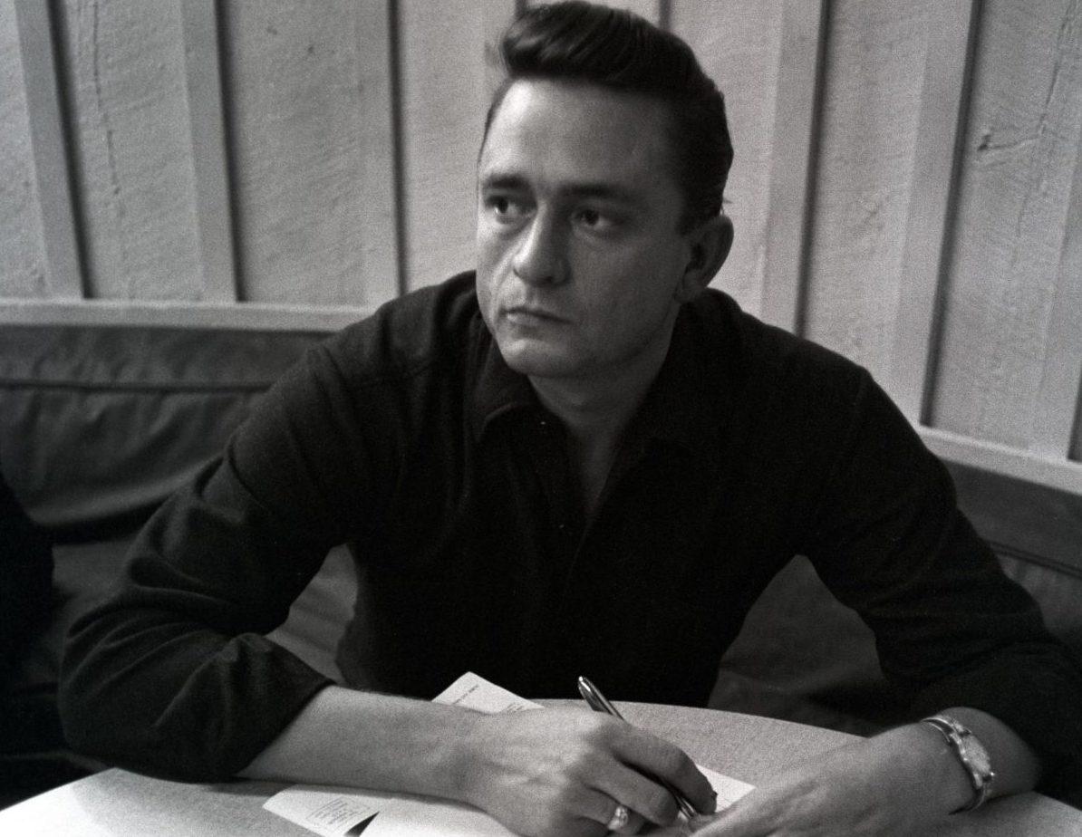 Johnny Cash St 228 Rker Als Der Tod Classic Rock