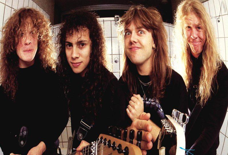Metallica 598 EP Garage Days