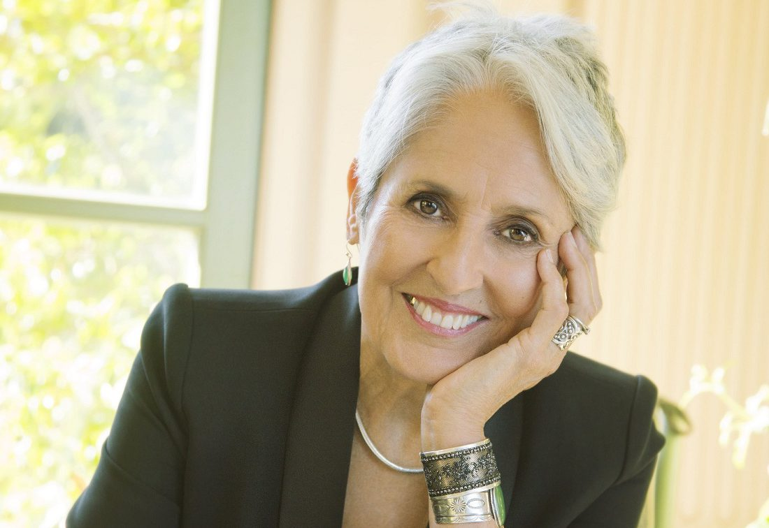 Joan Baez Interview