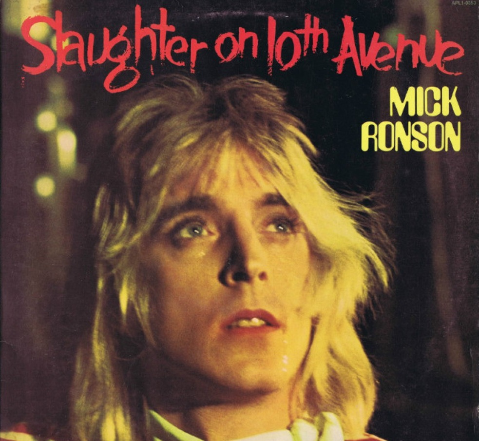 Mick Ronson Slaughter On 10th Avenue