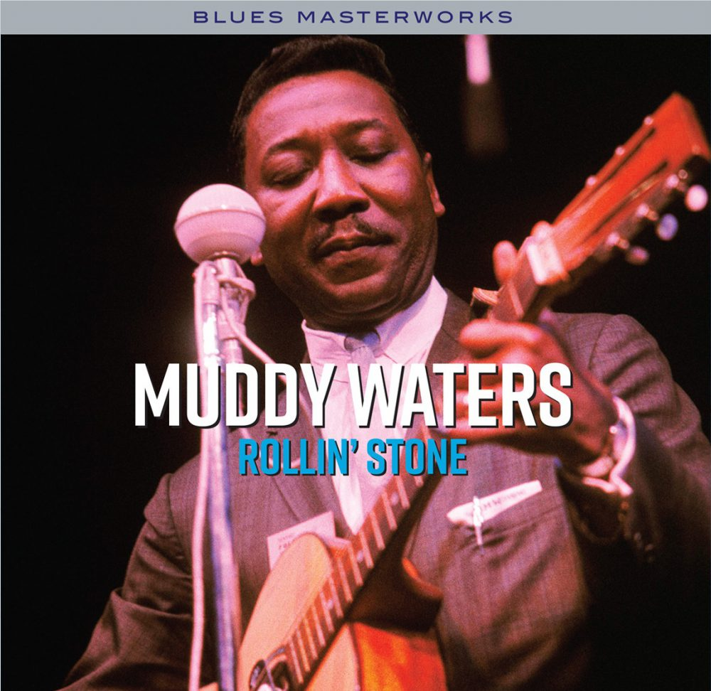 Muddy Waters Rollin Stone