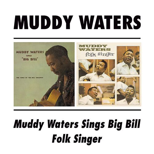 Muddy Waters Sings Big Bill Folk Singer
