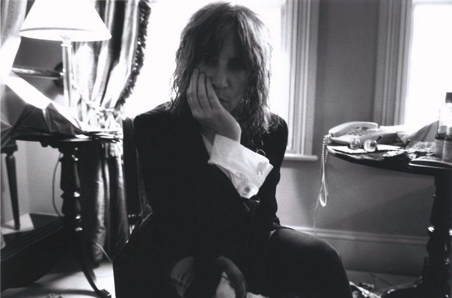 Patti Smith Hingabe