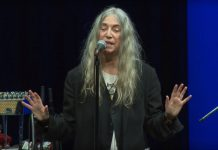 Patti Smith live 2018
