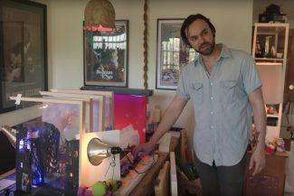 Shakey Graves Cant Wake Up Album Art