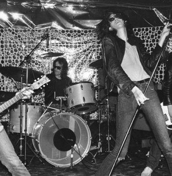 Ramones live 70er