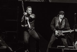 Bruce Springsteen Steven Van Zandt Hall Of Fame