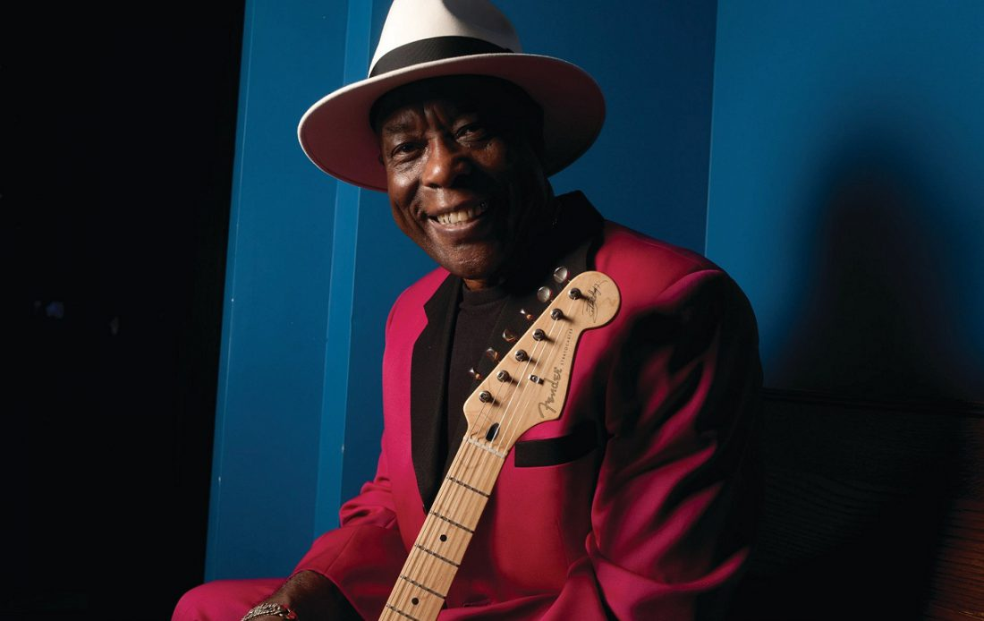 Buddy Guy veröffentlicht Album The Blues Is Alive And Well