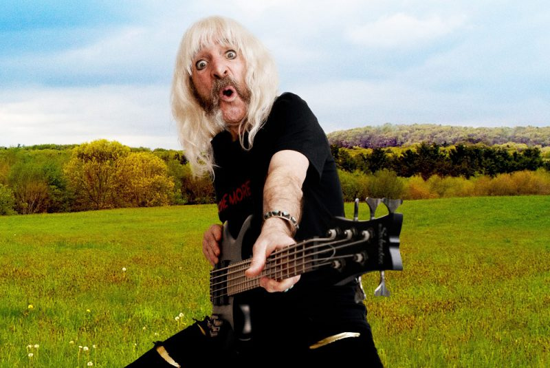 Derek Smalls Interview