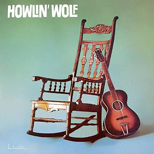 Howlin Wolf Rockin' Chair Album