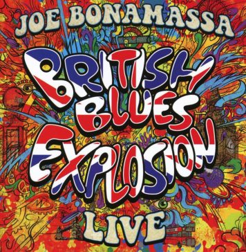 Joe Bonamassa British Blues Explosion live
