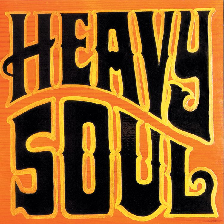 Paul Weller Heavy Soul