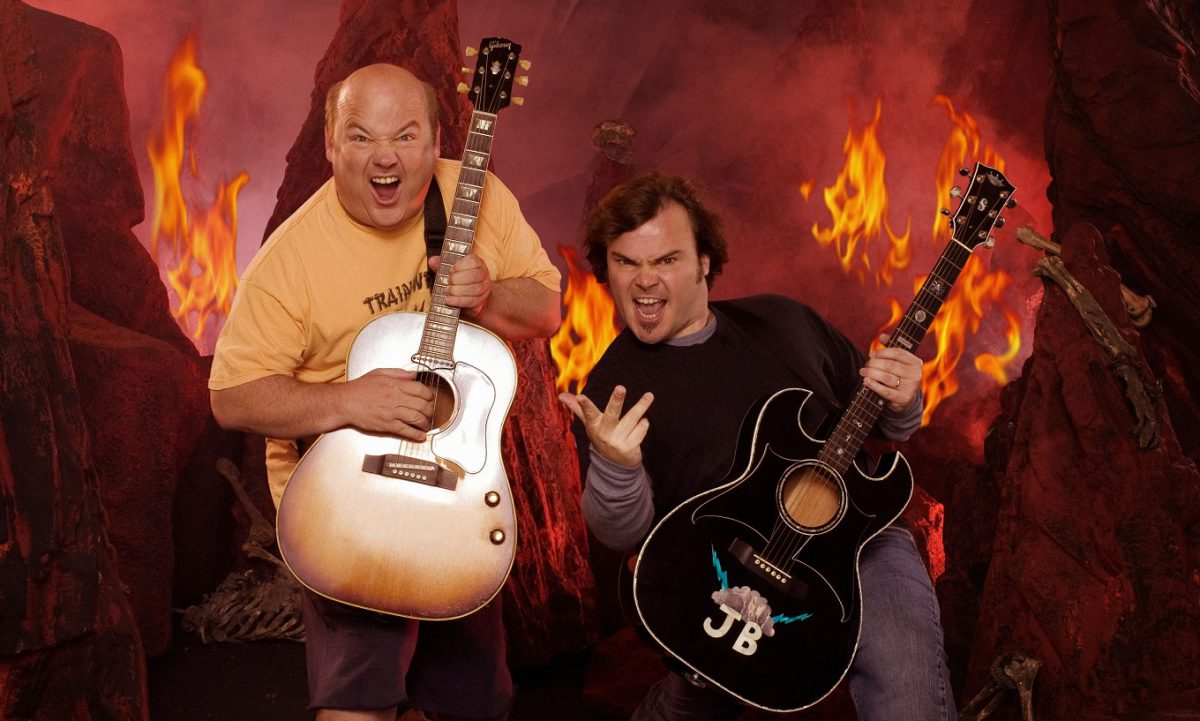 Tenacious D Pick Of Destiny
