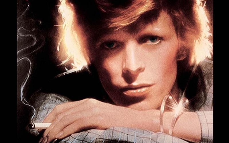Bowie Young Americans Ausschnitt