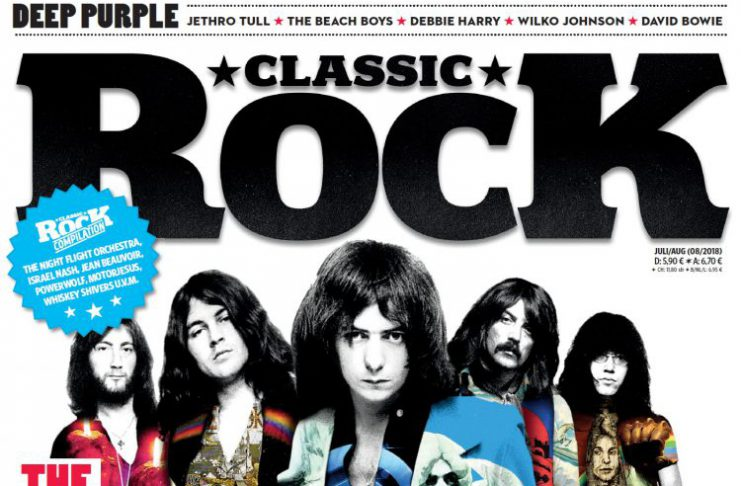 Classic Rock Ausgabe 72 Deep Purple