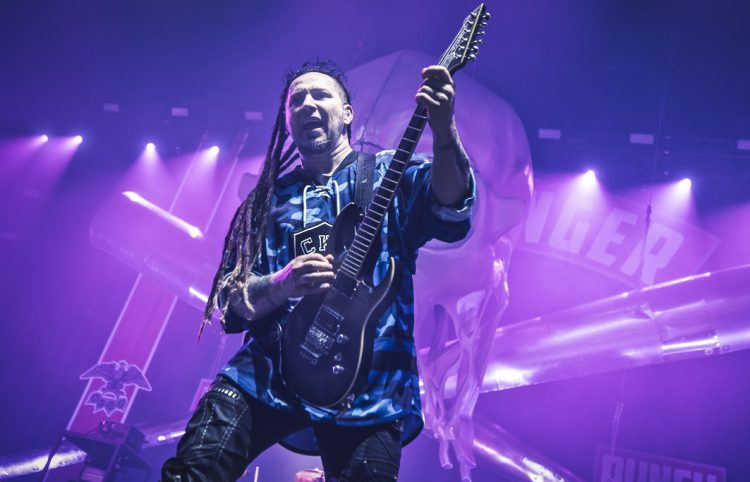 Zoltan von Five Finger Death Punch