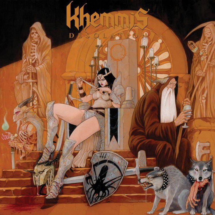 Khemmis Desolation