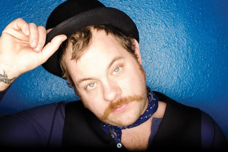 Nathaniel Rateliff live