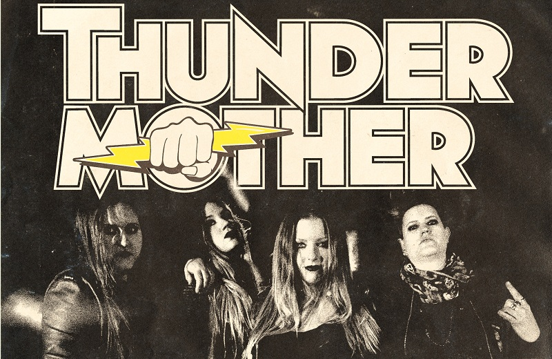Thundermother Tourplakat