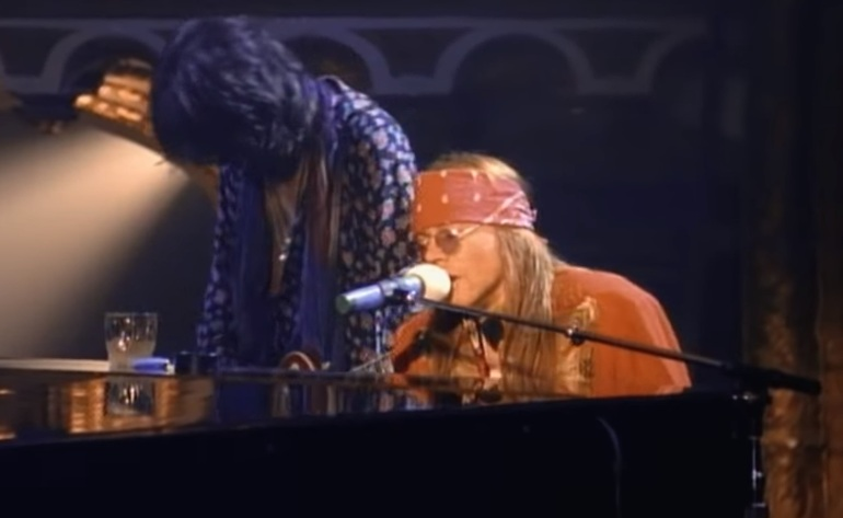 November Rain Piano Version