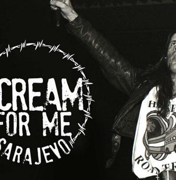 Bruce Dickinson Scream For Me Sarajevo