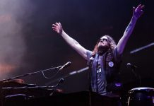 Dizzy Reed von Guns N' Roses im Interview
