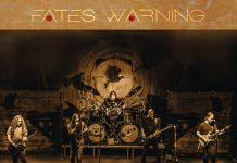 Fates Warning Live Over Europe