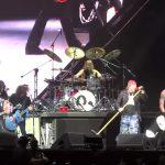 Foo Fighters und Guns N' Roses mit It's So Easy Firenze Rocks