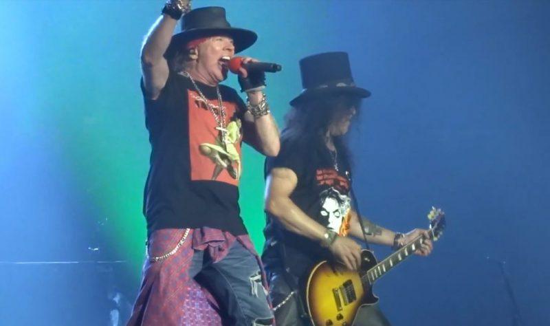 Guns N' Roses Gelsenkirchen