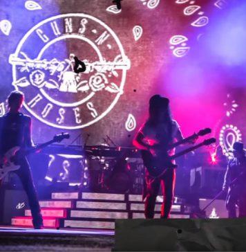 Guns N Roses Video zu Shadow Of Your Love