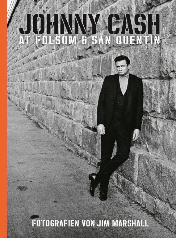 Johnny Cash At Folsom San Quentin