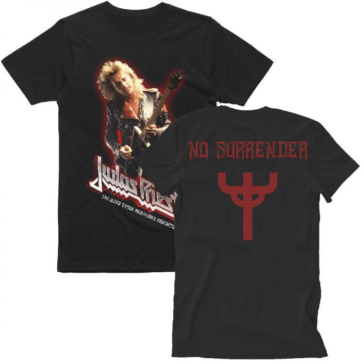 Judas Priest Glenn Tipton Shirt
