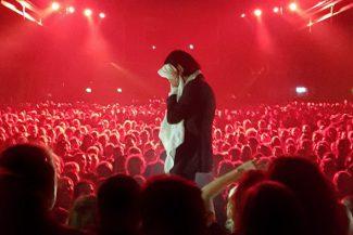 Nick Cave Bad Seeds live in Copenhagen